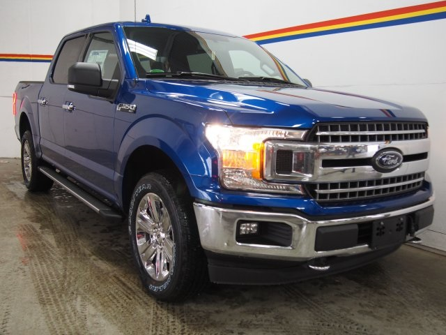 2018 F-150 SuperCrew Cab 4x4,  Pickup #F91183 - photo 13