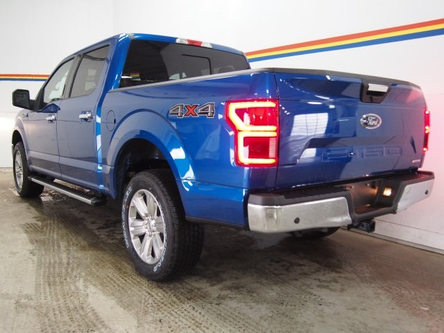2018 F-150 SuperCrew Cab 4x4,  Pickup #F91183 - photo 2