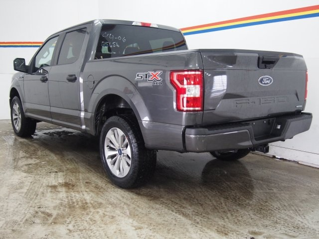 2018 F-150 SuperCrew Cab 4x4,  Pickup #F91236 - photo 2