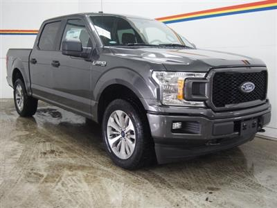 2018 F-150 SuperCrew Cab 4x4,  Pickup #F91236 - photo 14