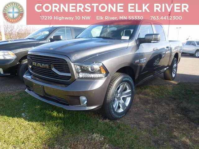 2018 Ram 1500 Crew Cab 4x4, Pickup #C60062 - photo 1