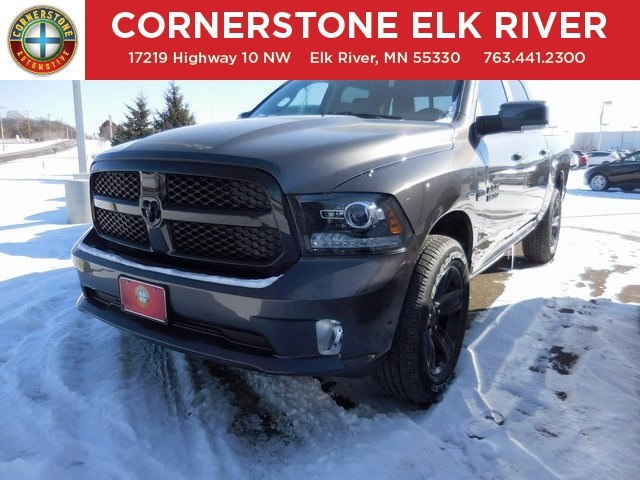 2018 Ram 1500 Crew Cab 4x4, Pickup #C60219 - photo 1