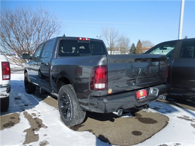 2018 Ram 1500 Crew Cab 4x4, Pickup #C60219 - photo 2