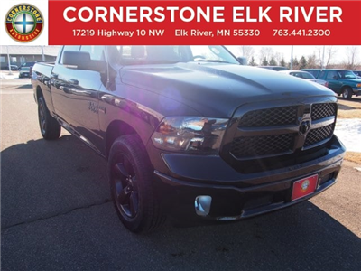 2018 Ram 1500 Crew Cab 4x4, Pickup #C60248 - photo 4