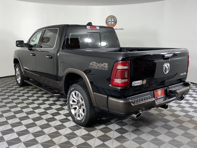 2020 Ram 1500 Crew Cab 4x4, Pickup #C80200 - photo 1