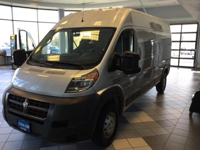 2018 ProMaster 2500 High Roof, Cargo Van #JE100700 - photo 18