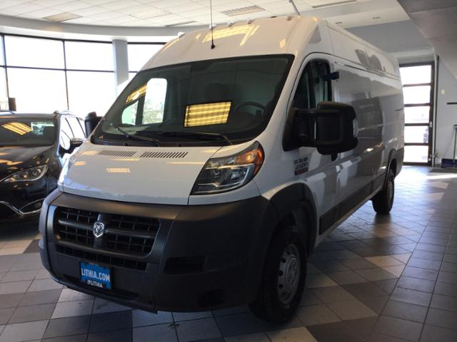 2018 ProMaster 3500 High Roof, Van Upfit #JE117581 - photo 26