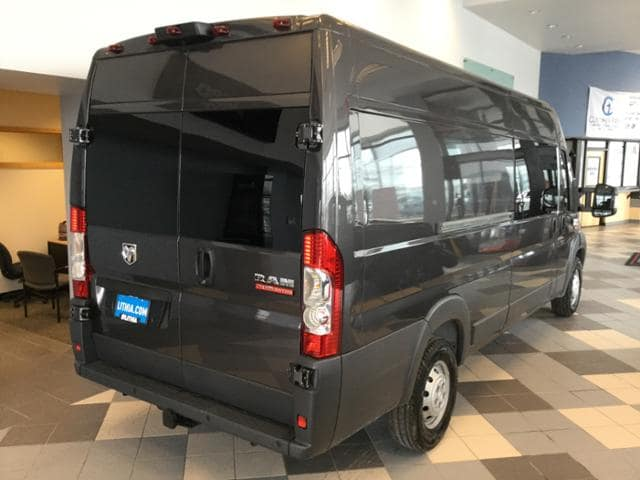 2018 ProMaster 3500 High Roof 4x2,  Empty Cargo Van #JE119859 - photo 12