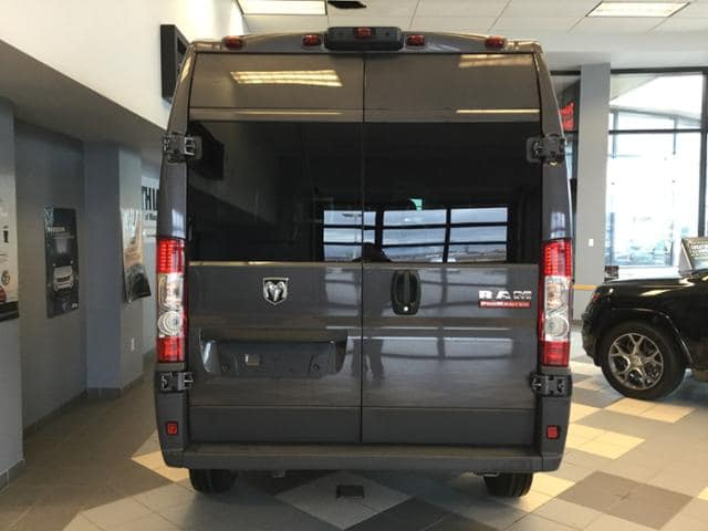 2018 ProMaster 3500 High Roof 4x2,  Empty Cargo Van #JE119859 - photo 13