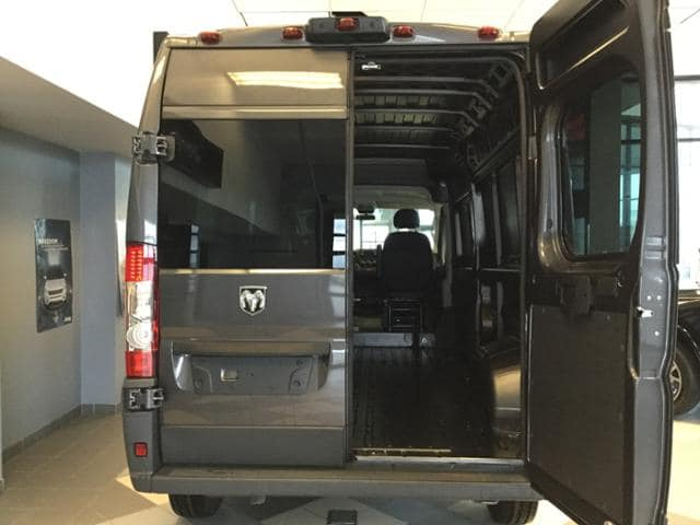 2018 ProMaster 3500 High Roof 4x2,  Empty Cargo Van #JE119859 - photo 17