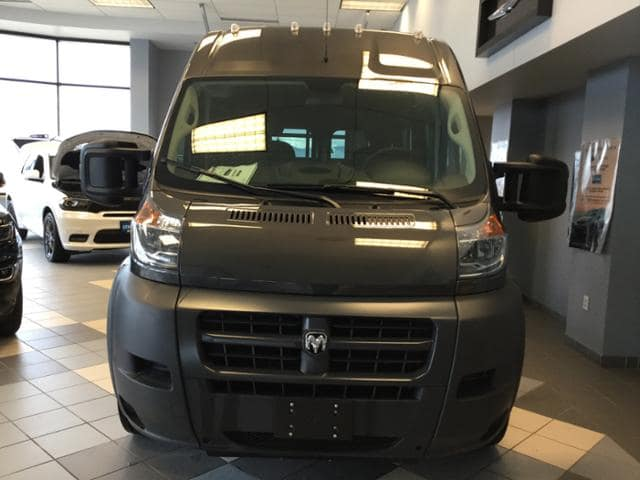 2018 ProMaster 3500 High Roof 4x2,  Empty Cargo Van #JE119859 - photo 3