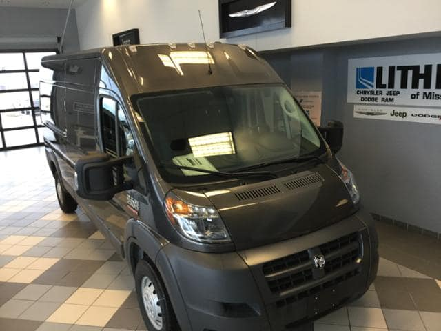 2018 ProMaster 3500 High Roof 4x2,  Empty Cargo Van #JE119859 - photo 5