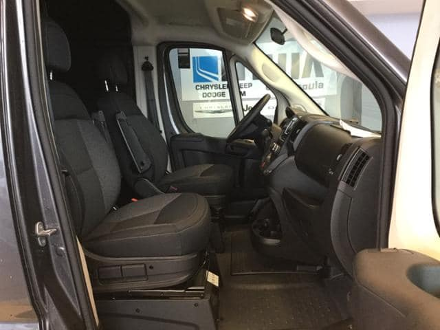 2018 ProMaster 3500 High Roof 4x2,  Empty Cargo Van #JE119859 - photo 9