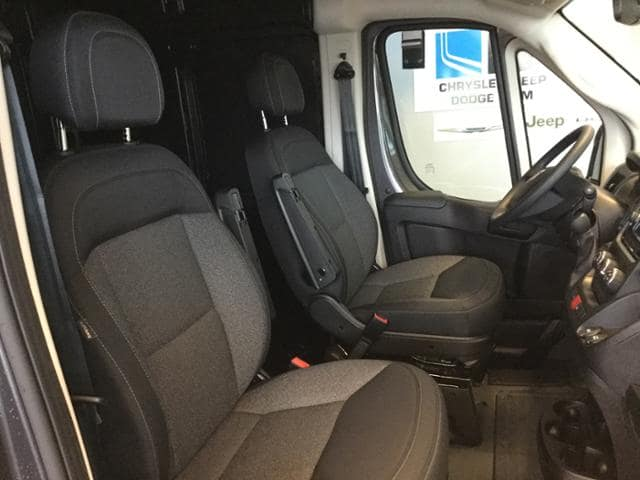 2018 ProMaster 3500 High Roof 4x2,  Empty Cargo Van #JE119859 - photo 10