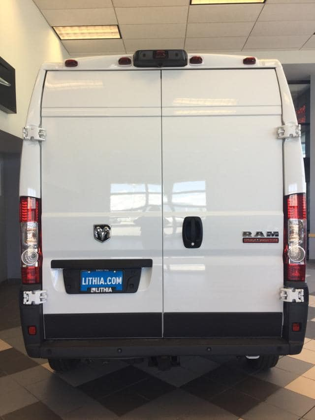 2018 ProMaster 3500 High Roof 4x2,  Empty Cargo Van #JE119899 - photo 9