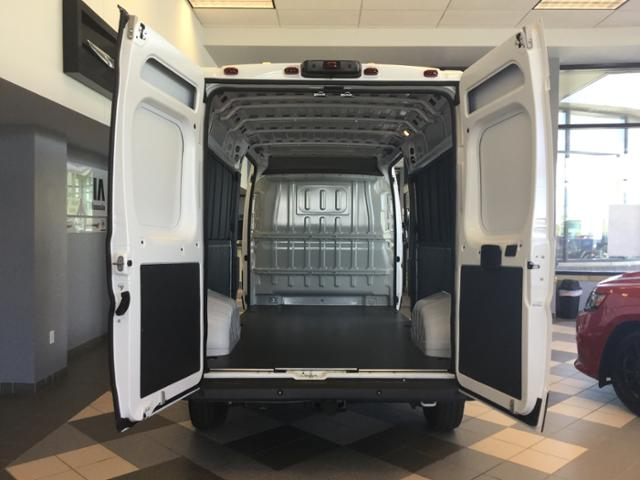 2018 ProMaster 3500 High Roof 4x2,  Empty Cargo Van #JE119899 - photo 2