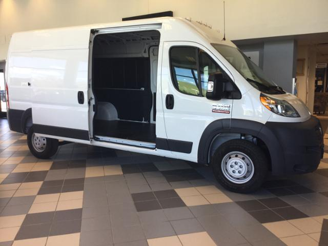 2018 ProMaster 3500 High Roof 4x2,  Empty Cargo Van #JE119899 - photo 14