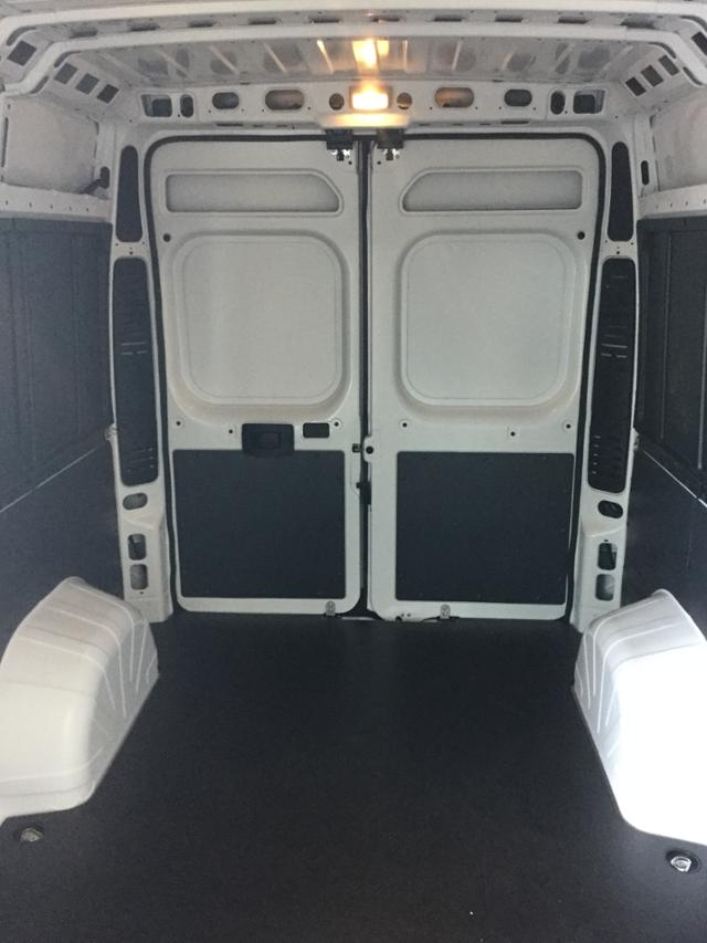 2018 ProMaster 3500 High Roof 4x2,  Empty Cargo Van #JE119899 - photo 18