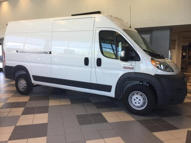 2018 ProMaster 3500 High Roof 4x2,  Empty Cargo Van #JE119899 - photo 4