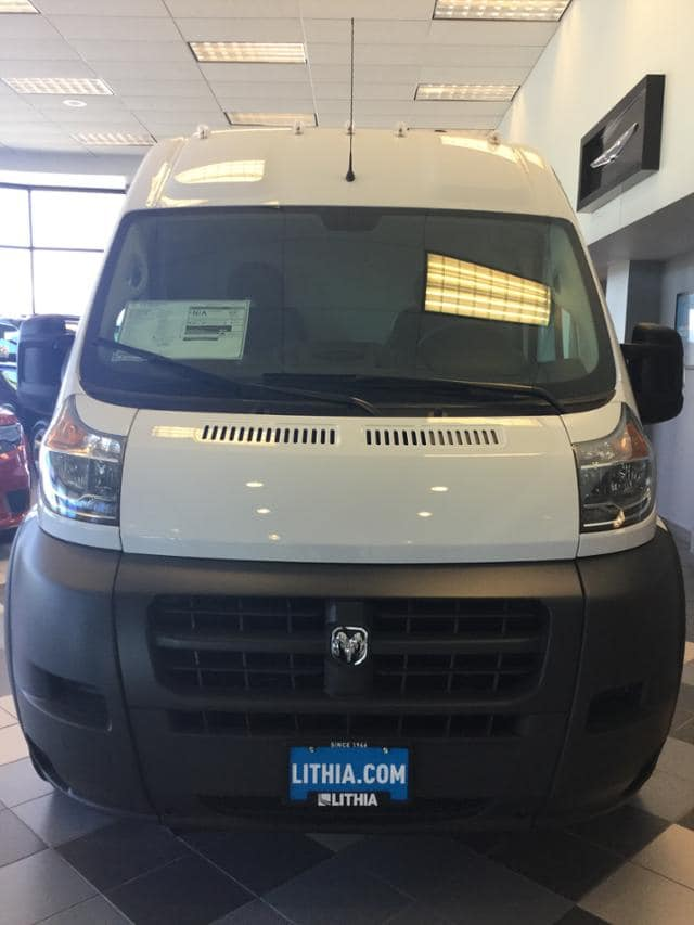 2018 ProMaster 3500 High Roof 4x2,  Empty Cargo Van #JE119899 - photo 5