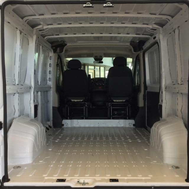 2018 ProMaster 1500 Standard Roof 4x2,  Empty Cargo Van #JE143519 - photo 10
