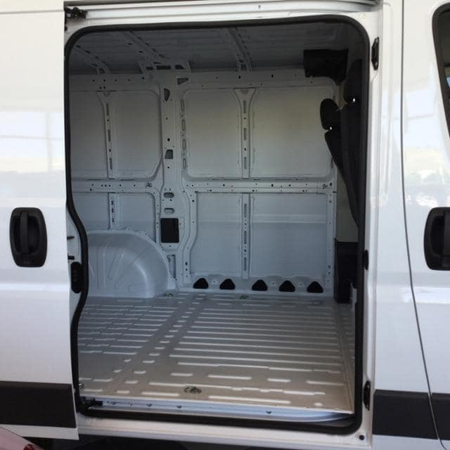 2018 ProMaster 1500 Standard Roof 4x2,  Empty Cargo Van #JE143519 - photo 12