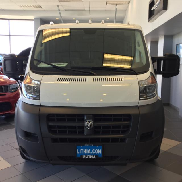 2018 ProMaster 1500 Standard Roof 4x2,  Empty Cargo Van #JE143519 - photo 4