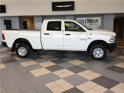 2018 Ram 2500 Crew Cab 4x4, Pickup #JG116403 - photo 3