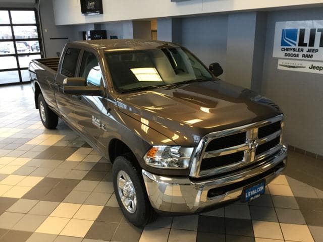 2018 Ram 2500 Crew Cab 4x4 Pickup #JG116694 - photo 3