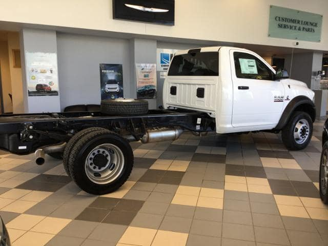 2018 Ram 5500 Regular Cab DRW 4x4 Cab Chassis #JG122404 - photo 14