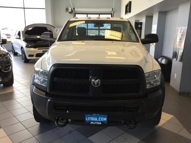2018 Ram 5500 Regular Cab DRW 4x4 Cab Chassis #JG122404 - photo 3