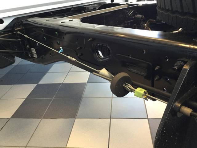 2018 Ram 5500 Regular Cab DRW 4x4 Cab Chassis #JG122404 - photo 21