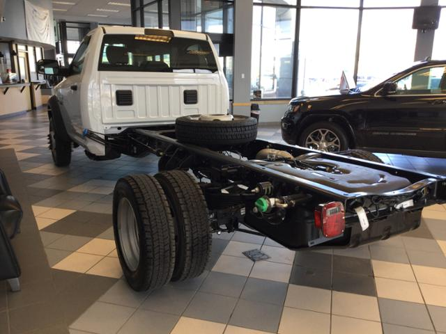 2018 Ram 5500 Regular Cab DRW 4x4 Cab Chassis #JG122404 - photo 23