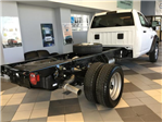 2018 Ram 5500 Regular Cab DRW 4x4 Cab Chassis #JG122404 - photo 1