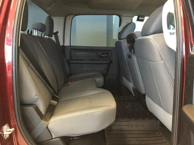2018 Ram 2500 Crew Cab 4x4, Pickup #JG160594 - photo 21