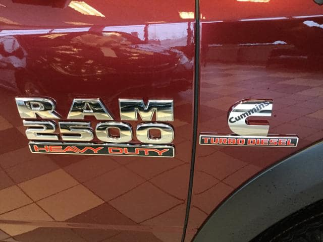 2018 Ram 2500 Crew Cab 4x4, Pickup #JG160594 - photo 14