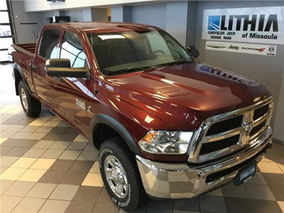 2018 Ram 2500 Crew Cab 4x4, Pickup #JG160594 - photo 5