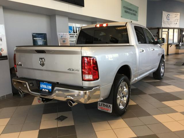 2018 Ram 1500 Crew Cab 4x4, Pickup #JG171666 - photo 2