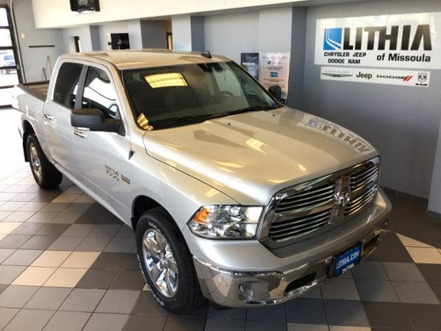 2018 Ram 1500 Crew Cab 4x4, Pickup #JG171666 - photo 5