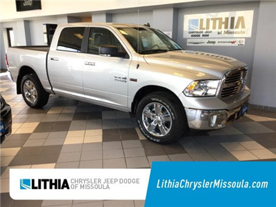 2018 Ram 1500 Crew Cab 4x4, Pickup #JG171666 - photo 1