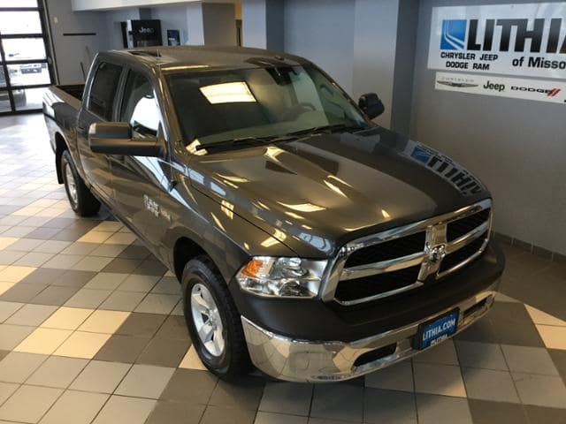 2018 Ram 1500 Crew Cab 4x4, Pickup #JG178699 - photo 6
