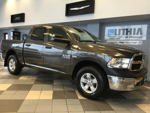 2018 Ram 1500 Crew Cab 4x4 Pickup #JG178699 - photo 7
