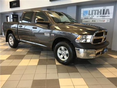 2018 Ram 1500 Crew Cab 4x4, Pickup #JG178699 - photo 3