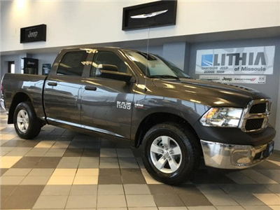 2018 Ram 1500 Crew Cab 4x4, Pickup #JG178699 - photo 7