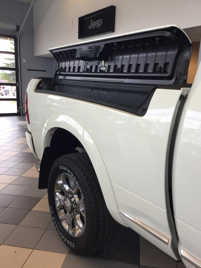 2018 Ram 3500 Mega Cab 4x4,  Pickup #JG204007 - photo 22