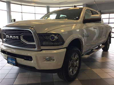 2018 Ram 3500 Mega Cab 4x4,  Pickup #JG204007 - photo 7