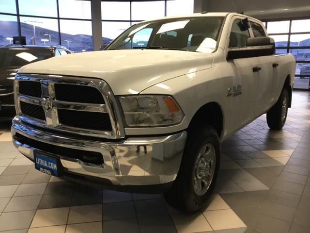 2018 Ram 2500 Crew Cab 4x4, Pickup #JG209372 - photo 19