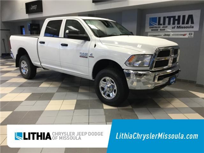 2018 Ram 2500 Crew Cab 4x4, Pickup #JG209372 - photo 1