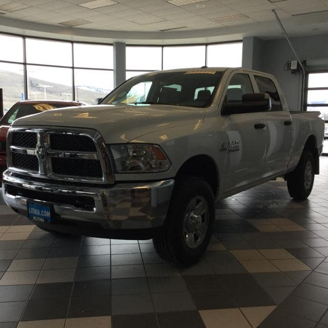2018 Ram 2500 Crew Cab 4x4, Pickup #JG209373 - photo 5