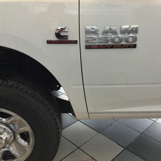 2018 Ram 2500 Crew Cab 4x4, Pickup #JG209373 - photo 6